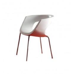 061 Bisou szék 05 Műanyag karosszékek