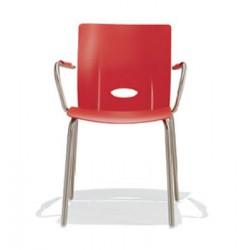 013 Viola 05 karfás szék 05 Műanyag karosszékek