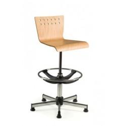 075 A76 szék 03 Műhely és laborszékek