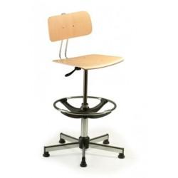 075 A74 szék 03 Műhely és laborszékek