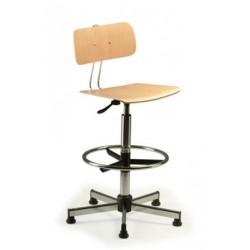 075 A70 szék 03 Műhely és laborszékek