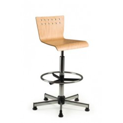 075 A75 szék 03 Műhely és laborszékek