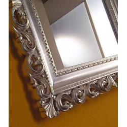 084 Barokk Tükör 214 07 Tükör, képkeret