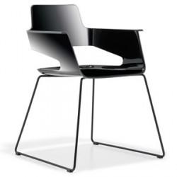 005 B32 szánkótalpas szék (Art. 569) 05 Ügyfélvárok karosszékek