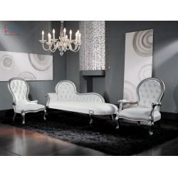 059 0711D Kanapé 06 Barokk kanapék