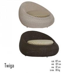 026 Twiga fotel 10 Karosszékek, fotelek  Kert, wellness 026