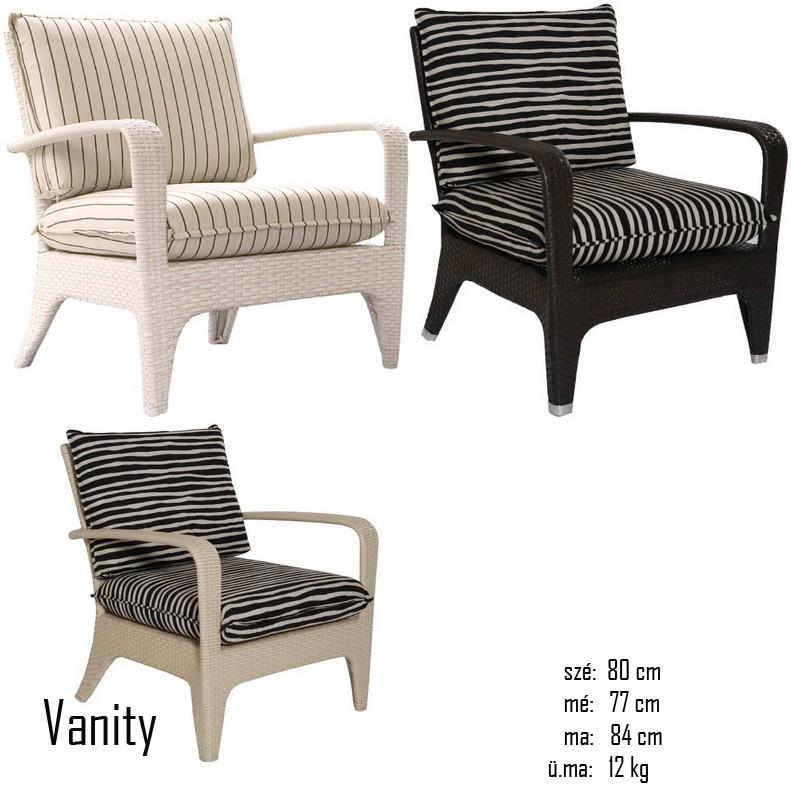 026 Vanity karosszék