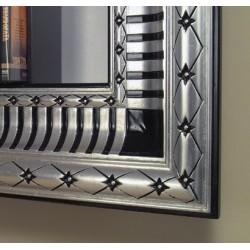 084 Art Deco tükör 120 07 Tükör, képkeret