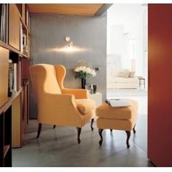 137 Fornarina / celeste fotel 05 Luxus fotelek