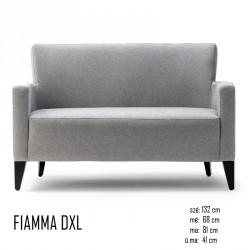 025 Fiamma DXL kanapé 06 Retro kanapék Olasz modern stílus