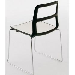 061 Duetto** szék 03 Műanyag székek