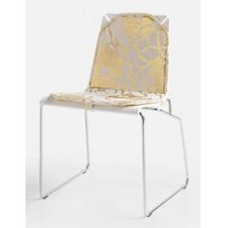 023 JennyB szék rakásolható 03 Fémvázas étkezőszékek