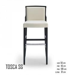 025 Tosca SG bárszék 04 Olasz bárszékek Olasz modern stílus