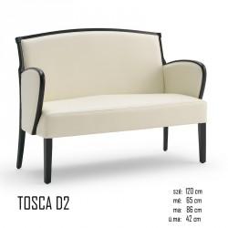 025 Tosca D2 kanapé 06 Vendéglátás Olasz modern stílus