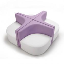 066 Twist variálható kanapé 06 Vendéglátás Olasz modern stílus