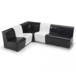 066 Reflex variálható kanapé 06 Vendéglátás Olasz modern stílus