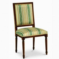 217 XVI Luigi Impero 122-S szék 03 Barokk székek