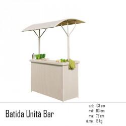 026 Batida bárpult 10 Zuhanyzó Kert, wellness 026