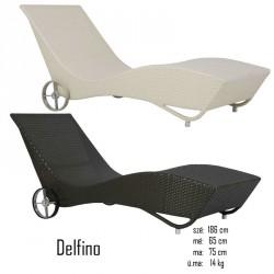 026 Delfino nyugágy 10 Napozóágyak, nyugágyak Kert, wellness 026