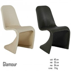 026 Glamour szék 10 Székek Kert, wellness 026