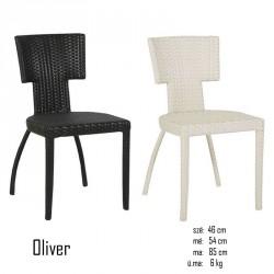 026 Oliver szék 10 Székek Kert, wellness 026