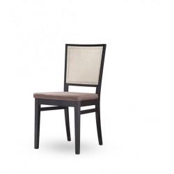 098 Vanessa S Canna szék 03 Favázas étkezőszékek