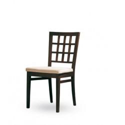 098 Vanessa S szék 03 Favázas étkezőszékek