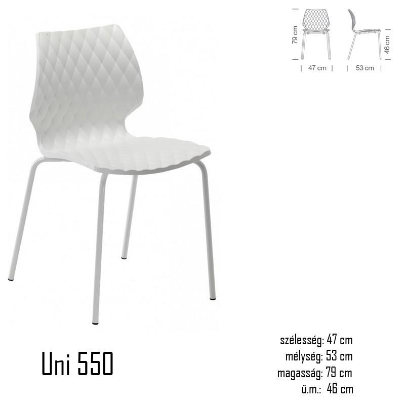 040 Uni 550 szék