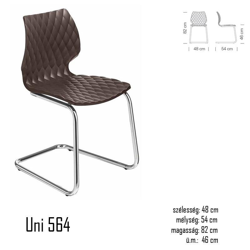 040 Uni 564 szék