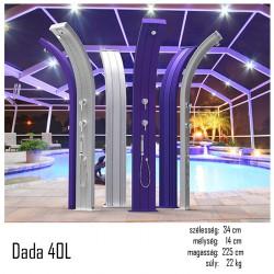 188 Dada D300 kerti zuhany 10 Zuhanyzó Kert, wellness