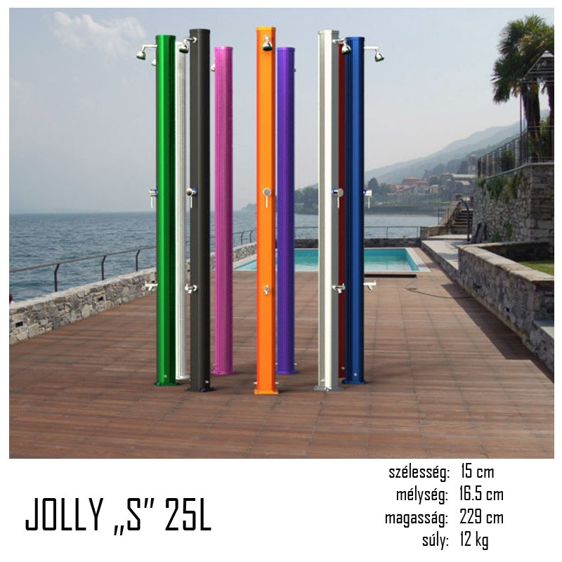 188 Jolly S A600 kerti zuhany
