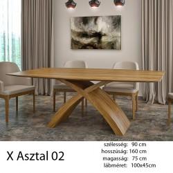 703 X 02 Étkezőasztal Hazai Tölgy 11 HAZAI TERMÉK Hazai termék Hazai termék