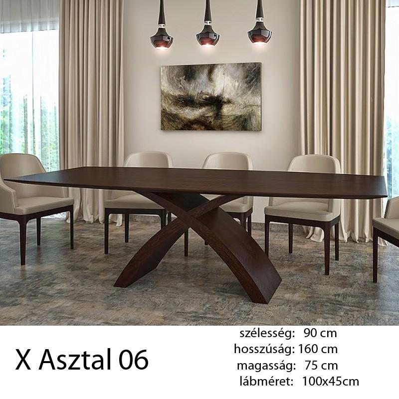 703 X 06 Étkezőasztal Wenge