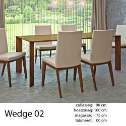 703 Wedge 02 Étkezőasztal Hazai Tölgy 11 HAZAI TERMÉK Hazai termék