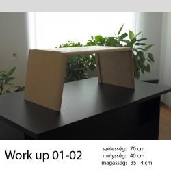 703 Work Up 01-02 Lakkozott nyírfa munkaállomás 11 HAZAI TERMÉK Hazai termék