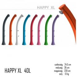 188 Happy XL H400 kerti zuhany 10 Zuhanyzó Kert, wellness