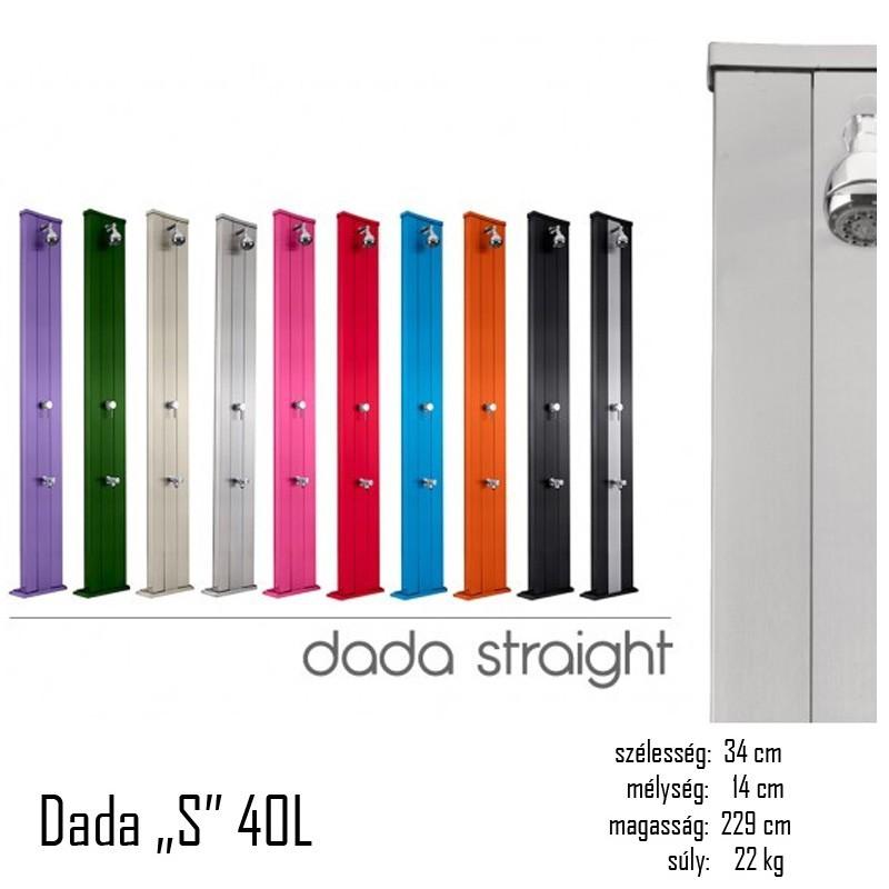 188 Dada S D300 kerti zuhany