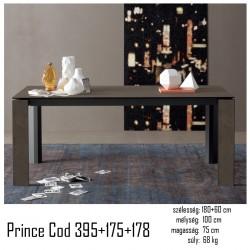 015 Prince Bővíthető Étkezőasztal Cod. 395+175+178 02 Bővíthető étkezőasztal Olasz modern stílus