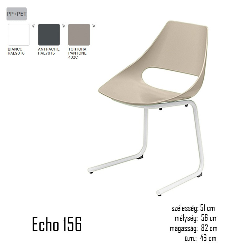 040 Echo 156 szék