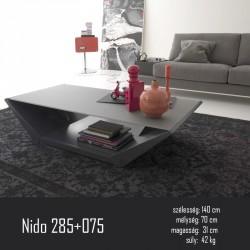 015 Nido dohányzóasztal 02 Dohányzóasztalok. Olasz modern stílus