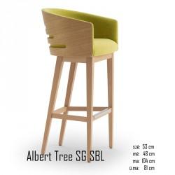 025 Albert Tree SG SBL bárszék  04 Olasz bárszékek Olasz modern stílus
