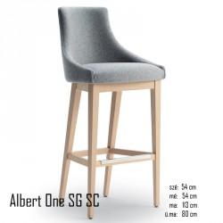 025 Albert One SG SC bárszék 04 Olasz bárszékek Olasz modern stílus