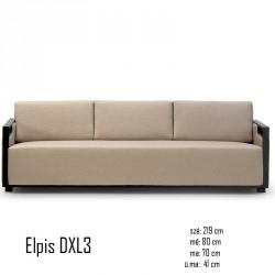 025 Elpis DXL3 kanapé  06 Design kanapék Olasz modern stílus