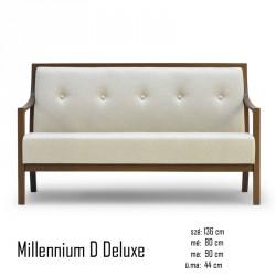 025 Millennium D Deluxe kanapé 06 Retro kanapék Olasz modern stílus