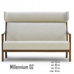 025 Millennium DZ kanapé  06 Retro kanapék Olasz modern stílus
