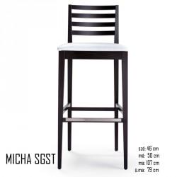 025 Micha SGST bárszék  04 Olasz bárszékek Olasz modern stílus