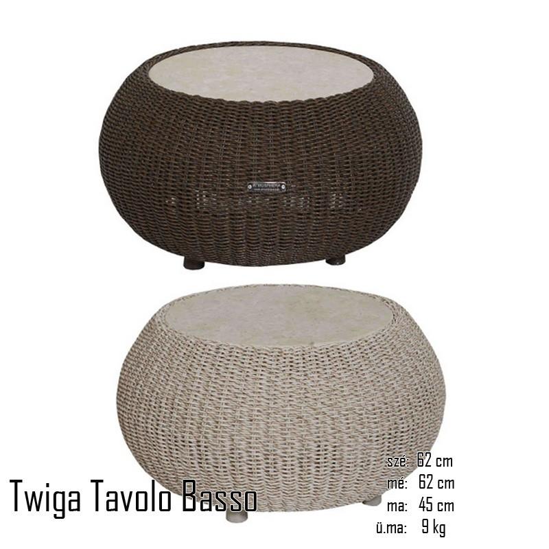026 Twiga dohányzóasztal