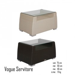 026 Vogue lerakóasztal 10 Asztalok Kert, wellness 026
