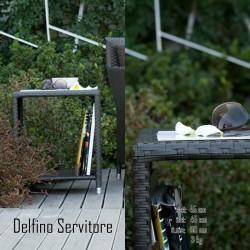 026 Delfino lerakóasztal 10 Asztalok Kert, wellness 026