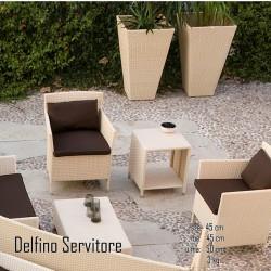 026 Delfino lerakóasztal